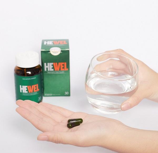 bổ gan hewel ecogreen
