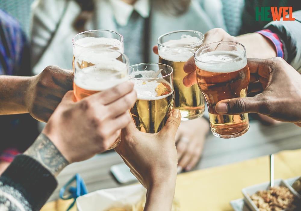 uống rượu nhưng giảm được nguy cơ ung thư gan