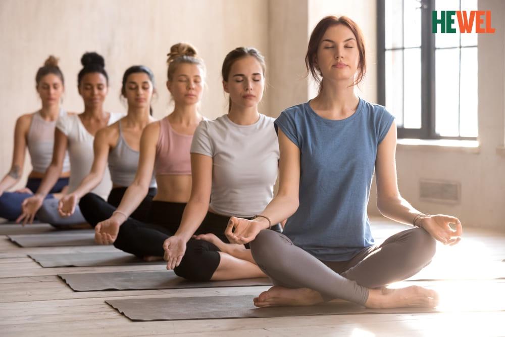Bài tập thở-yoga hỗ trợ điều trị bệnh gan