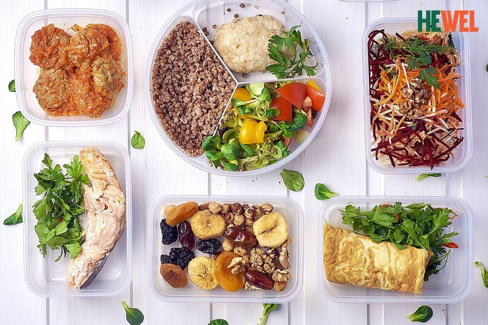 Chia nhỏ thức ăn ra làm nhiều bữa, khiến cơ thể dễ dàng hấp thụ các chất dinh dưỡng.