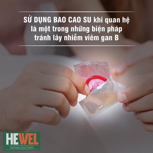 nhiễm viêm gan b