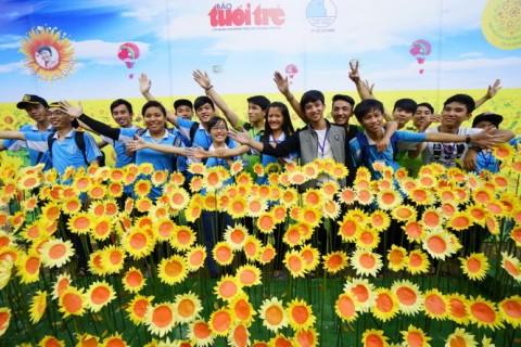 Ngày hội hoa hướng dương lần 9: Vì sức khỏe, vì tương lai