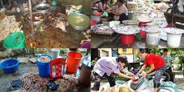 Gan kêu cứu vì thực phẩm bẩn